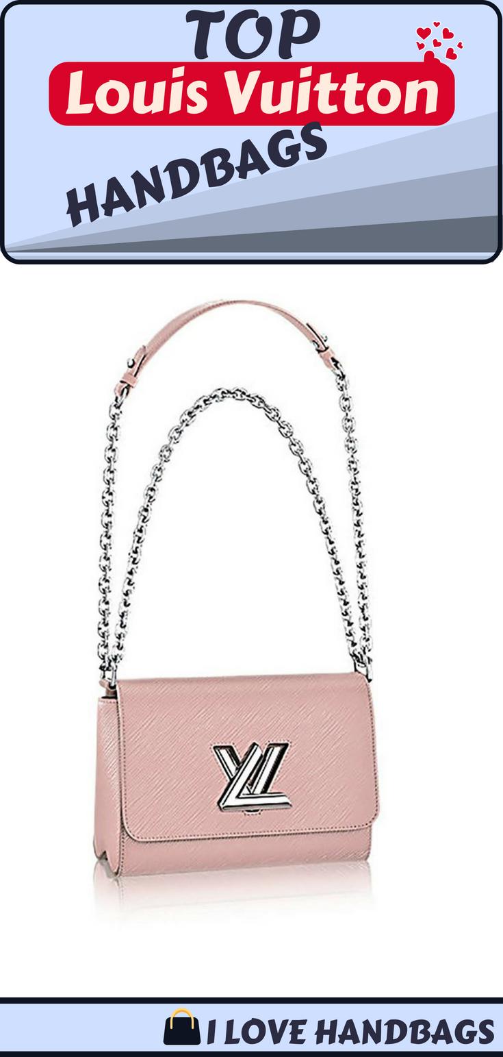 Louis Vuitton handbags for women   Authentic Louis Vuitton Epi Leather  Twist MM Handbag Article  M50380 Pink Made in France . (affiliate link ) 16fea5d62