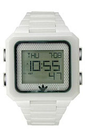 Adidas Peachtree Limited Edition Chronograph Digital Grey Dial Unisex watch  $256