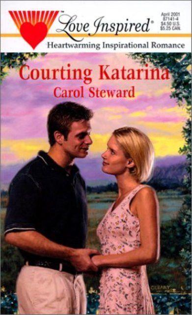 Courting Katarina [Paperback] by Carol Steward