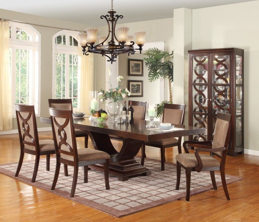 Dining Room Furniture Clearance  Cherry Dining Room Furniture Captivating Clearance Dining Room Sets 2018