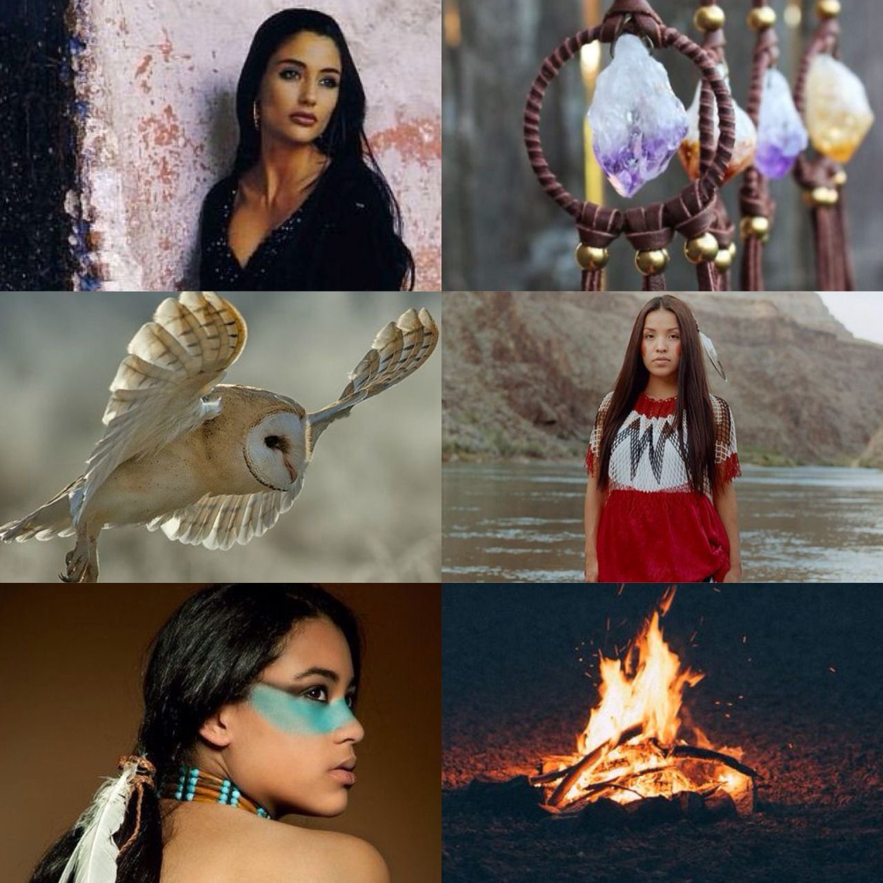 Modern female native american witches requested by