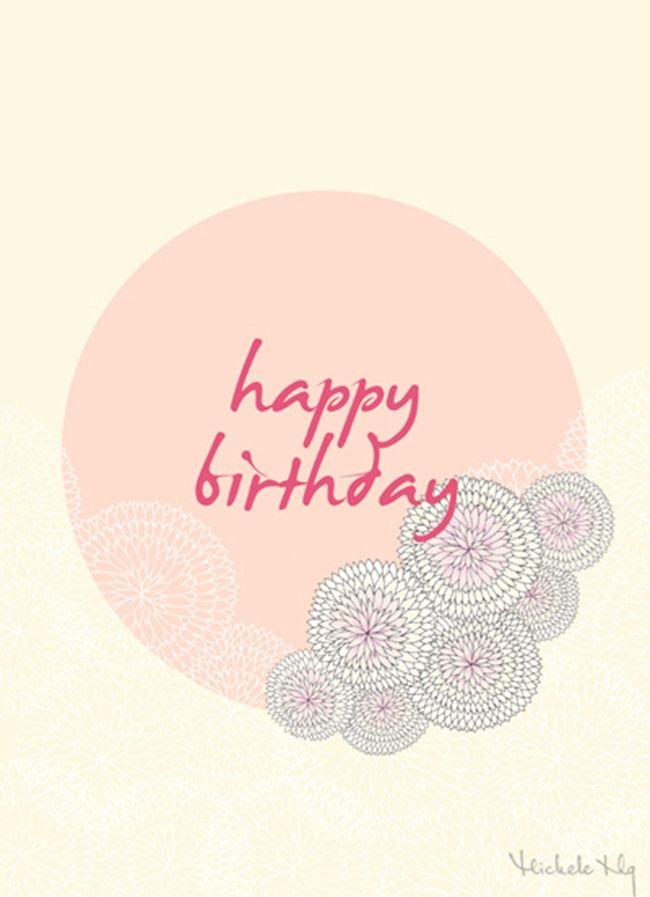 8 Free Birthday Card Printables Printables Pinterest Free