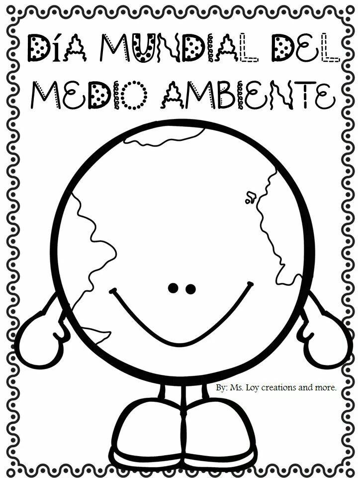 Pin De Carolina Argueta Cruz En Imprimibles Educacion Ambiental