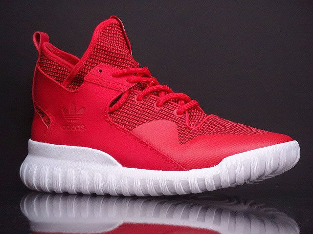 Adidas Tubular Red Ebay