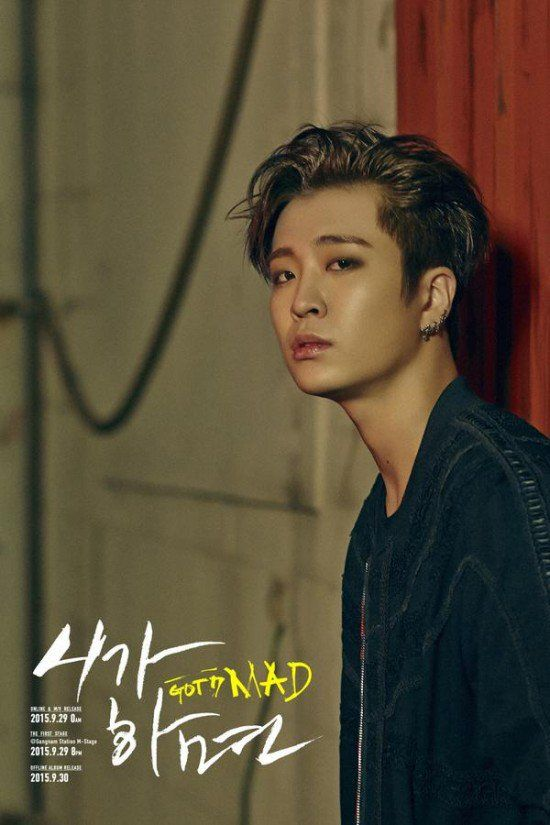 GOT7's Youngjae, BamBam, and Yugyeom are 'Mad' rebels without a cause in teaser images + videos