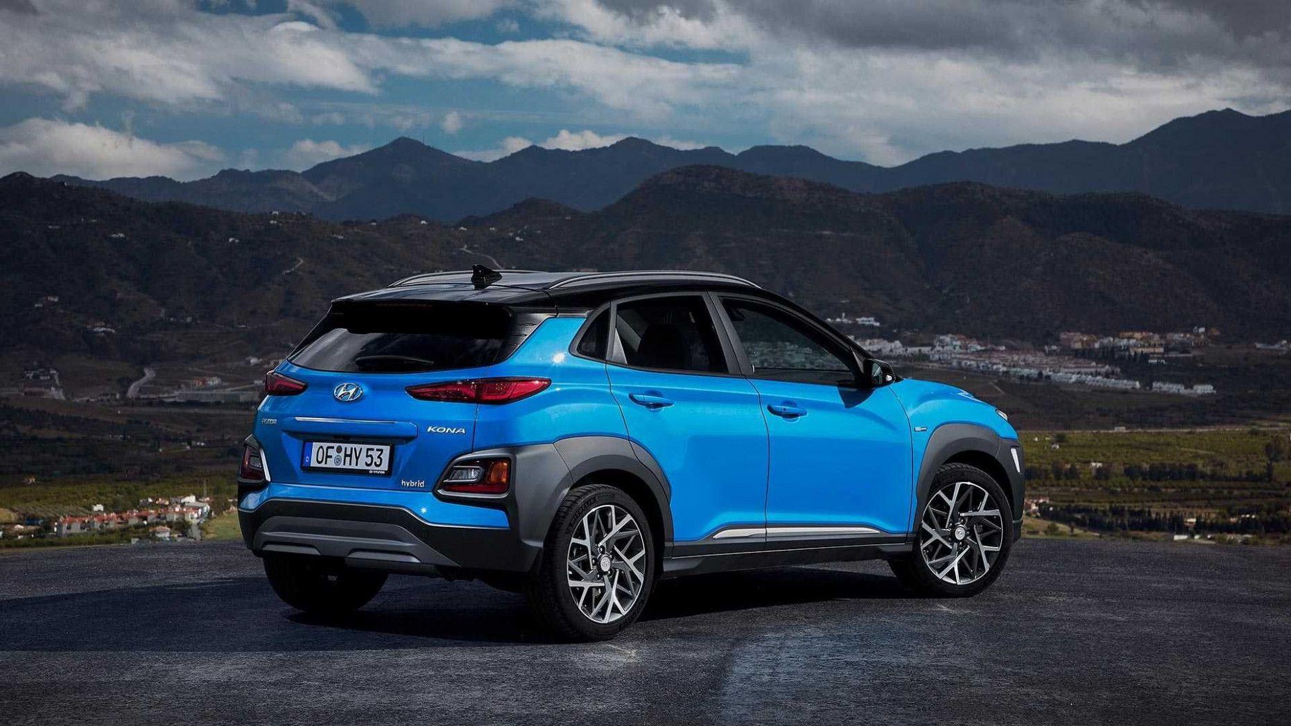 37+ Hyundai kona hybrid 2020 trends