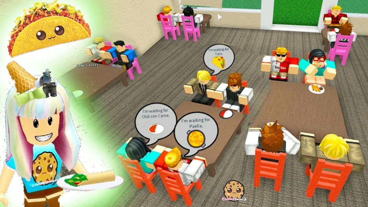 My Own Mexican Food Restaurant Roblox Tycoon Online Game