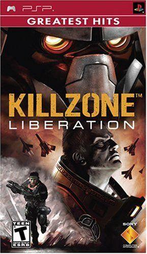 Killzone Liberation Video Game Music Sony Greatest Hits