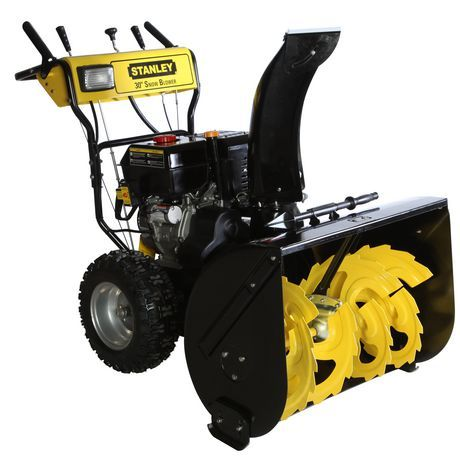 Stanley 30 Gas Snow Blower For Sale At Walmart Canada Find