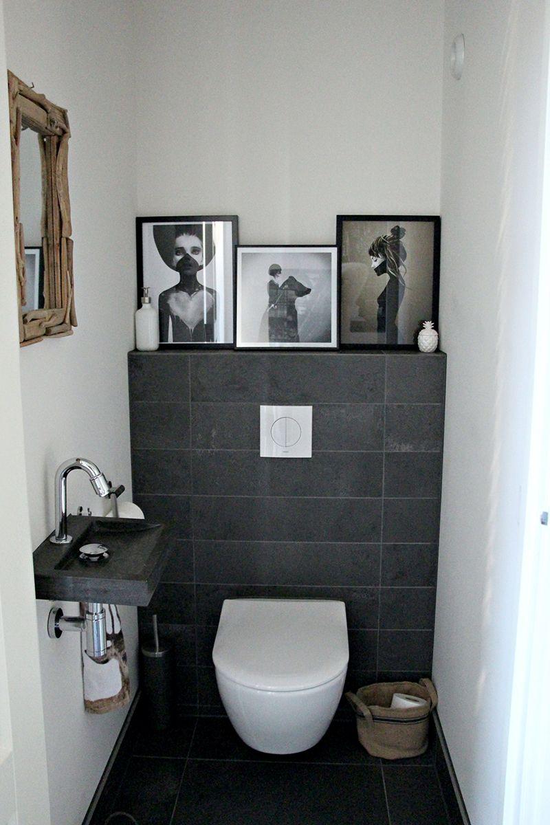 Binnenkijken Bij Chantal Inspiraties Toiletideeen Wc