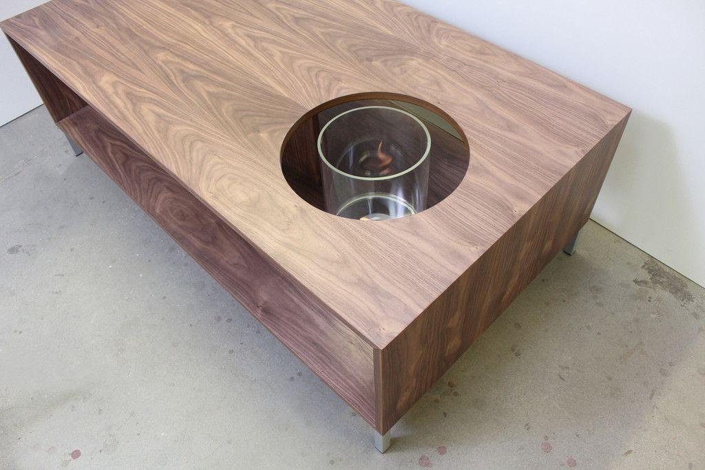 Unikt sofabord - special design