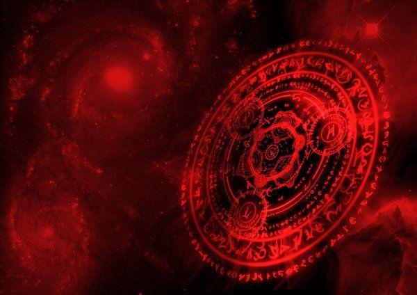 Magic Circle: Fire by zepher234 on deviantART #magiccircle Magic Circle: Fire by zepher234 on deviantART #magiccircle