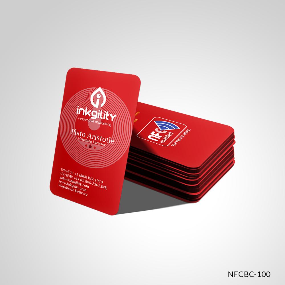 Nfc Business Card Business Cards Cards Nfc