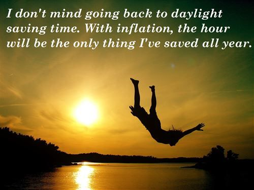 Daylight Savings Time Funny Quotes: Quotes On Daylight Saving Time