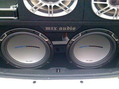 Andrew M S 2007 Kia Spectra Mobile Audio Car Audio Polk Audio