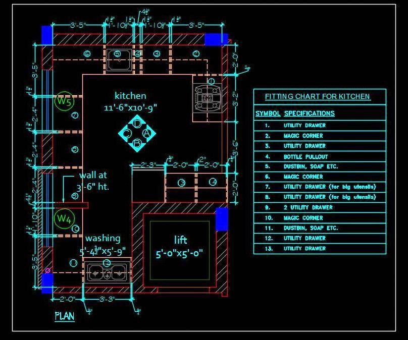 modular kitchen layout plan in autocad kitchen layout plans flush door design cornice design on kitchen remodel plans layout id=56306