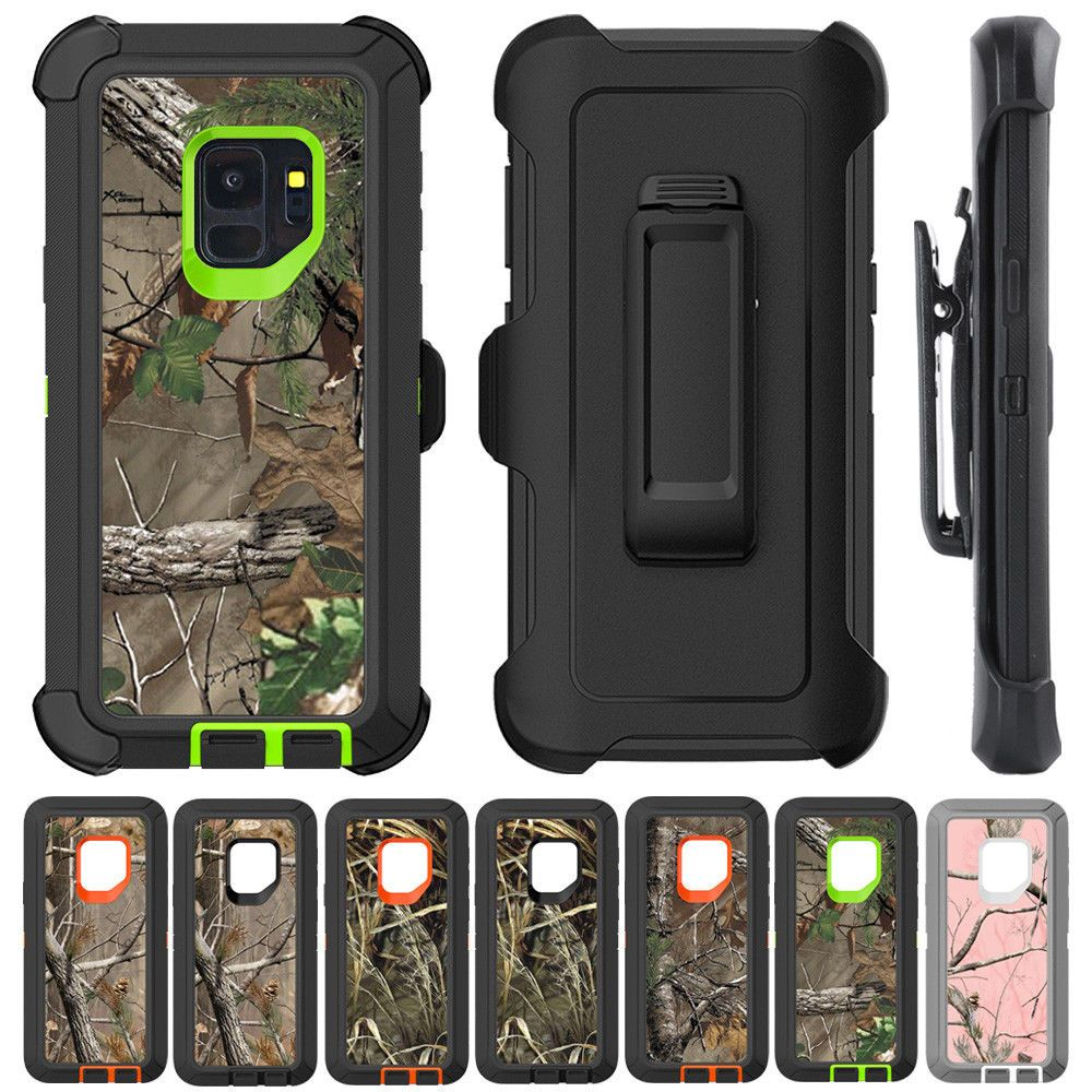 outlet store 43c07 f685a $3.99 - Samsung Galaxy S9 / S9 Plus Case Cover, Clip Belt Fits ...
