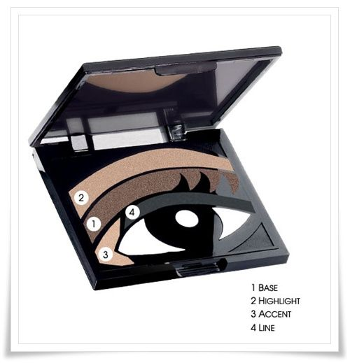 The Jillian Dempsey for Avon Professional Perfect Eyes Kit