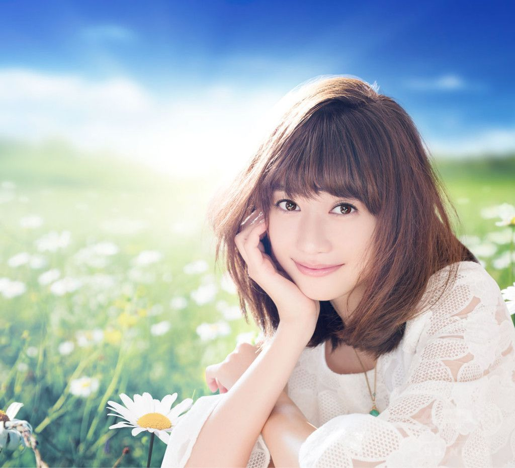 (c)Acorde ▼4Aug2015AFP(MODEPRESS)|<PR>オシャレなオトナの女性必見!UVカット効果のある高機能カラコンで目の紫外線対策 http://www.afpbb.com/articles/modepress/3056455 #김영아 #Kim_Yeonga #ヨンア #Youn_A