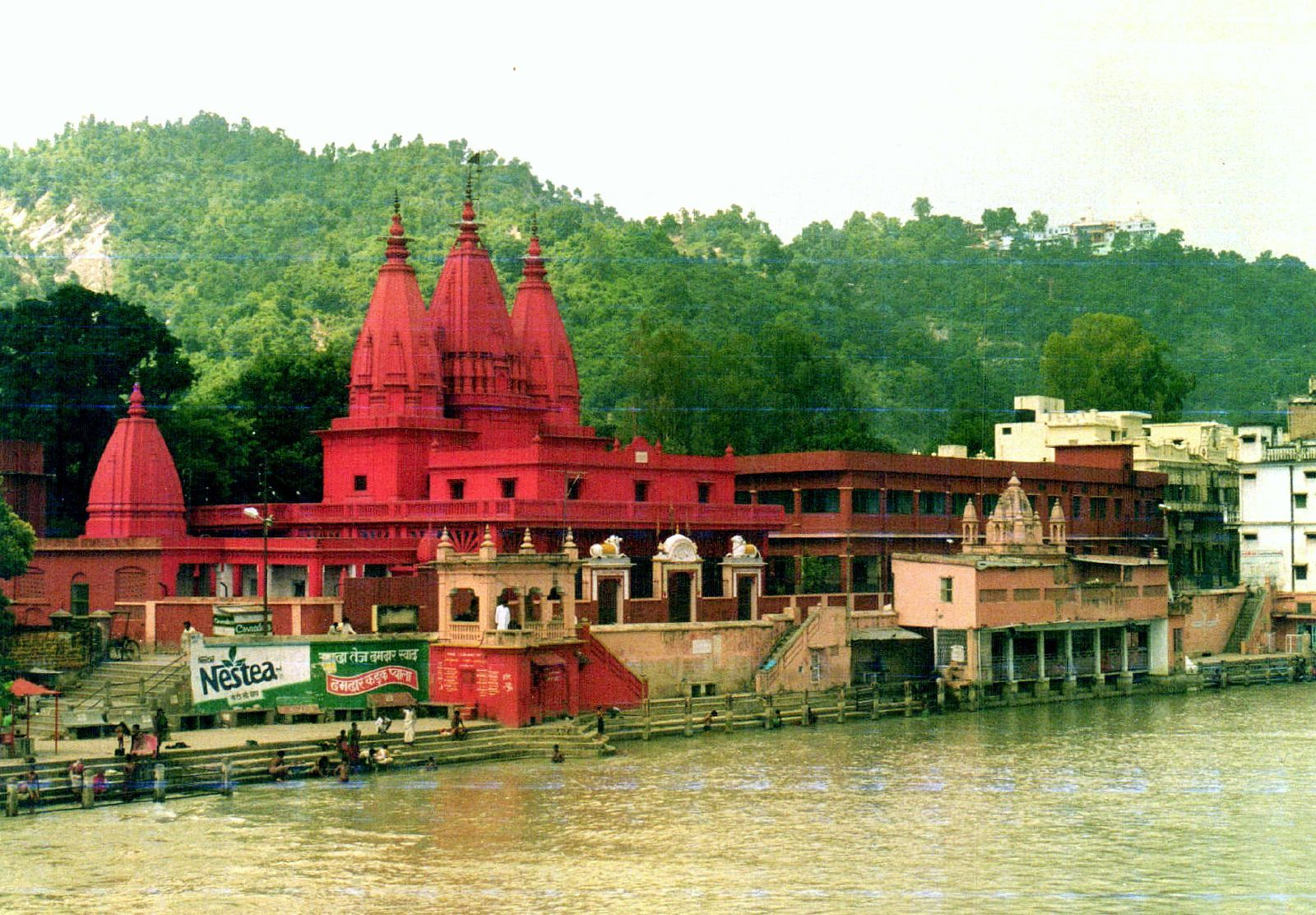 Nestea Temple Largest Countries World Best Photos Haridwar