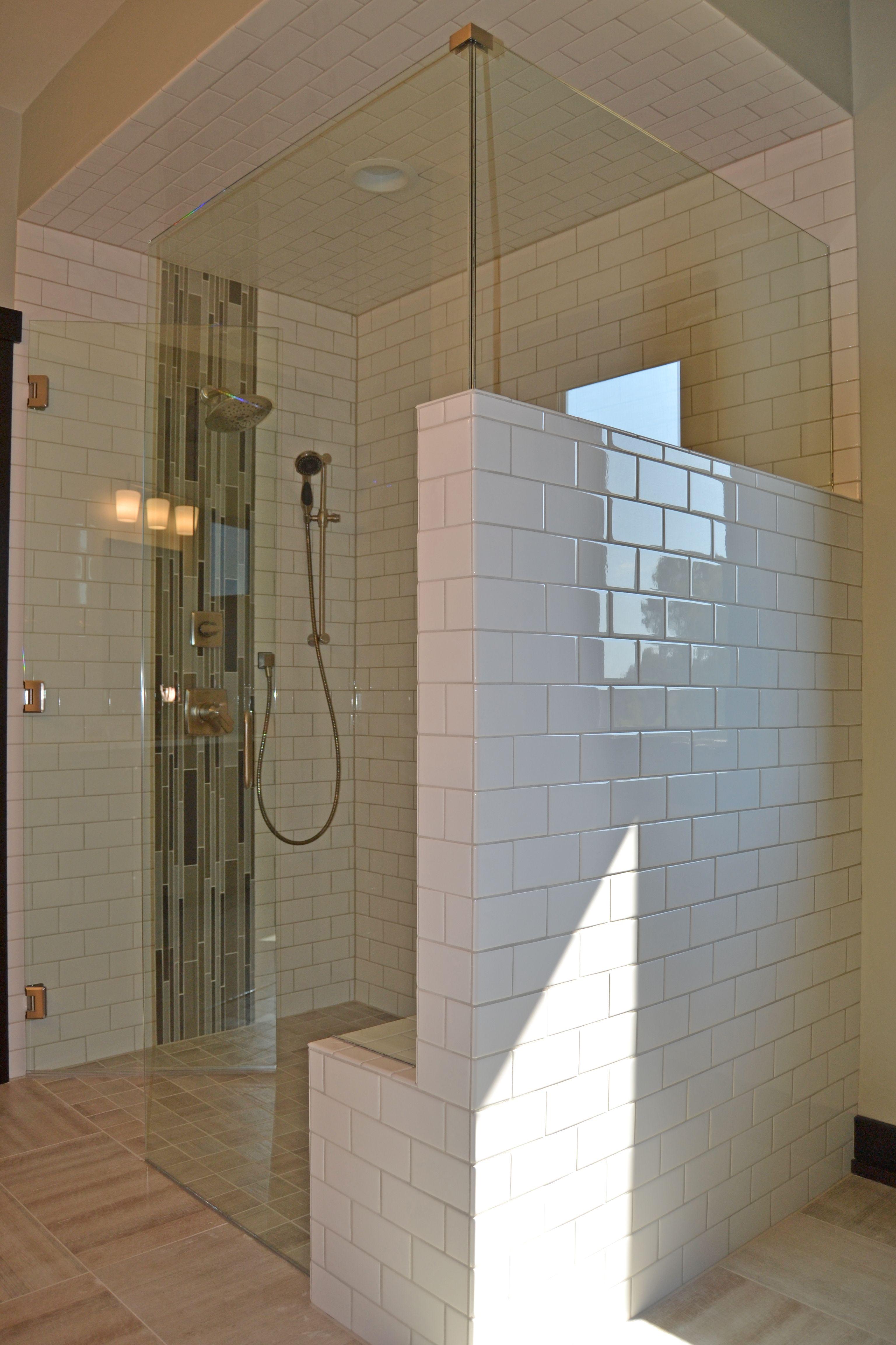 Custom Heavy Glass Steam Shower Door And Panels Shower Doors