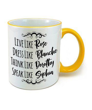 Download This 'Live Like Rose Dress Like Blanche' Ceramic Mug is ...