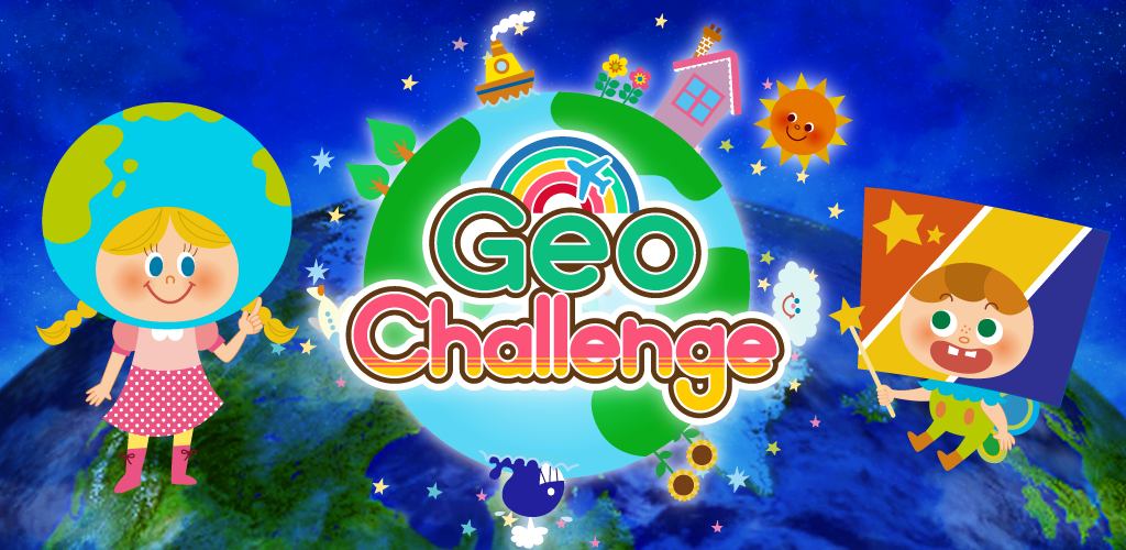 DISCOUNT ALERT!! Geo Challenge (best Android apps for kids