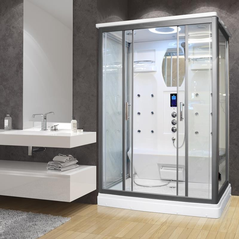 Alpine Twin 2 Person 1400 X 900 Steam Shower Cabin Steam Shower Cabin Shower Cabin Steam Showers