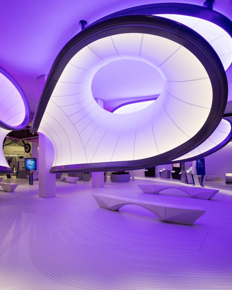 Galería de Matemáticas: La Galería Winton / Zaha Hadid Architects - 5