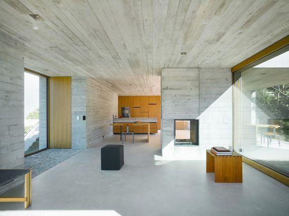 Wespi De Meuron . house at Lake Maggiore
