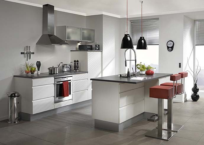Diseños de Cocinas Integrales Modernas 2013. Para conseguir un ...