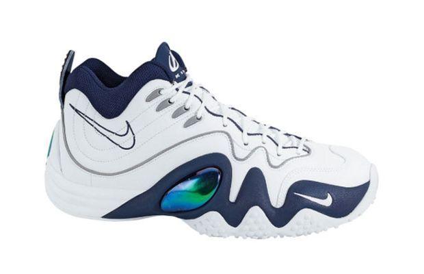 Nike Zoom Flight V — The 50 Best Sneakers Worn in the NBA Pre