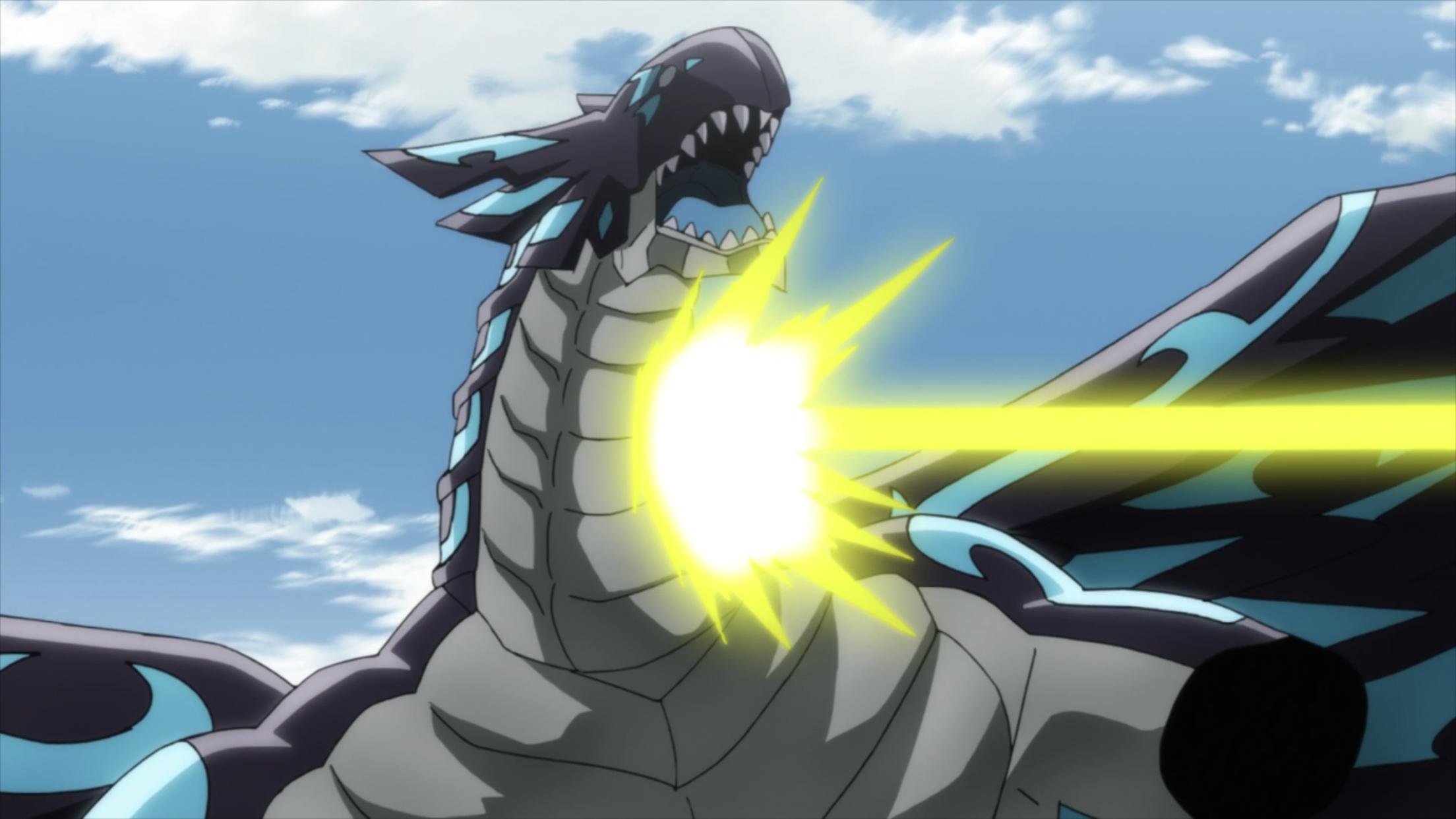 Fairy Tail 2018 Episode 45 Fairy, Fairy tail, Dragon king