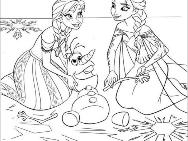 frozen coloring pages for kids colouring pages. Pages Iphone Coloring Disney Frozen Movie On  For Kids Colouring
