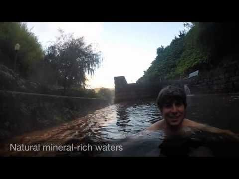 I Love Azores: Outdoor geothermal spa in the Azores!
