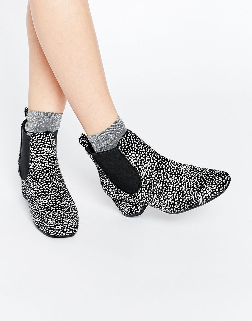 Buy Women Shoes / Asos Rave Time 60s Chelsea Ankle Boots