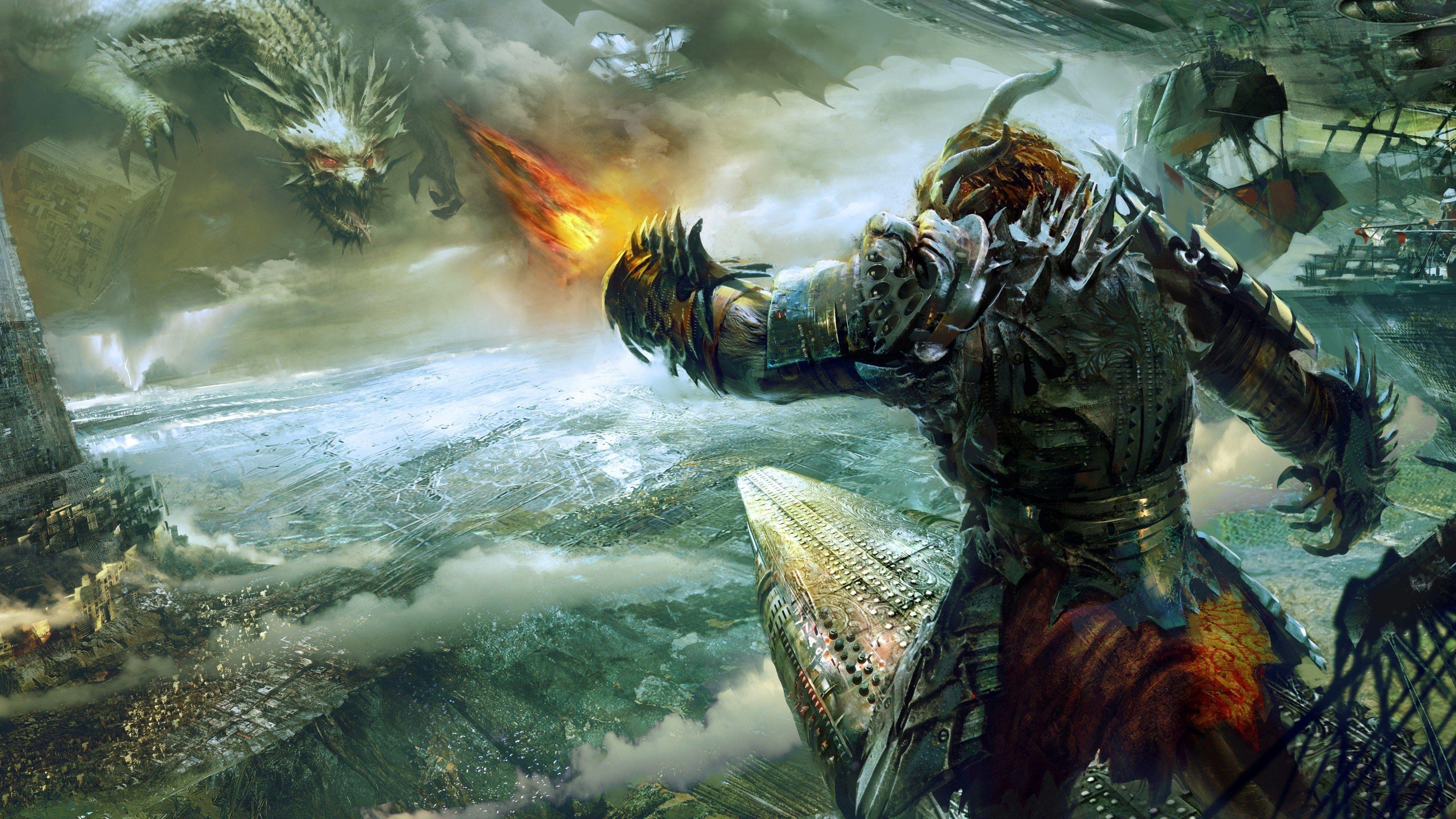 4k Guild Wars 2 3840x2160