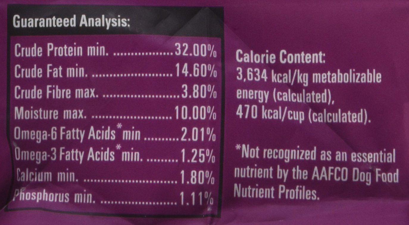Vitalife Natural Diets Dry Dog Food Grain Free Lamb And Lentil 4 4