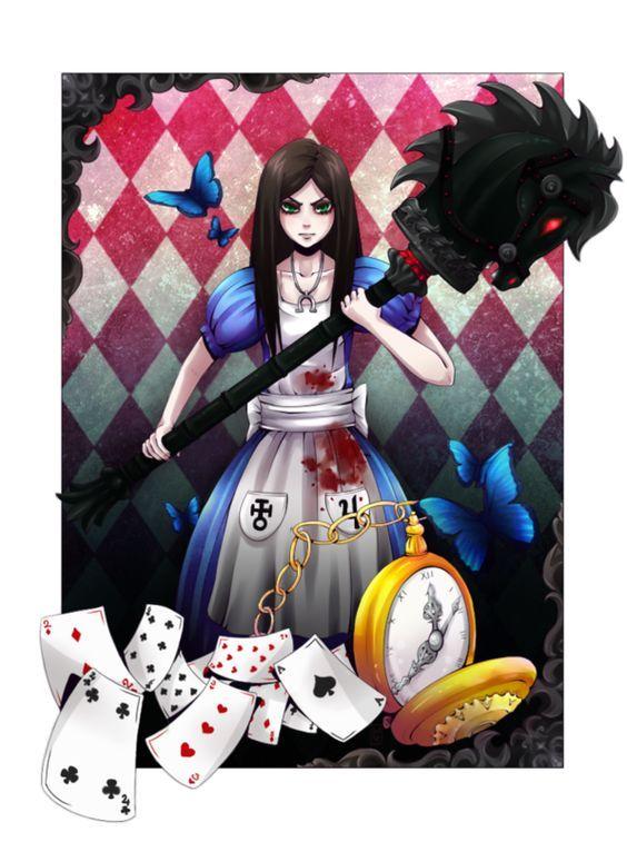Macabre Alice: