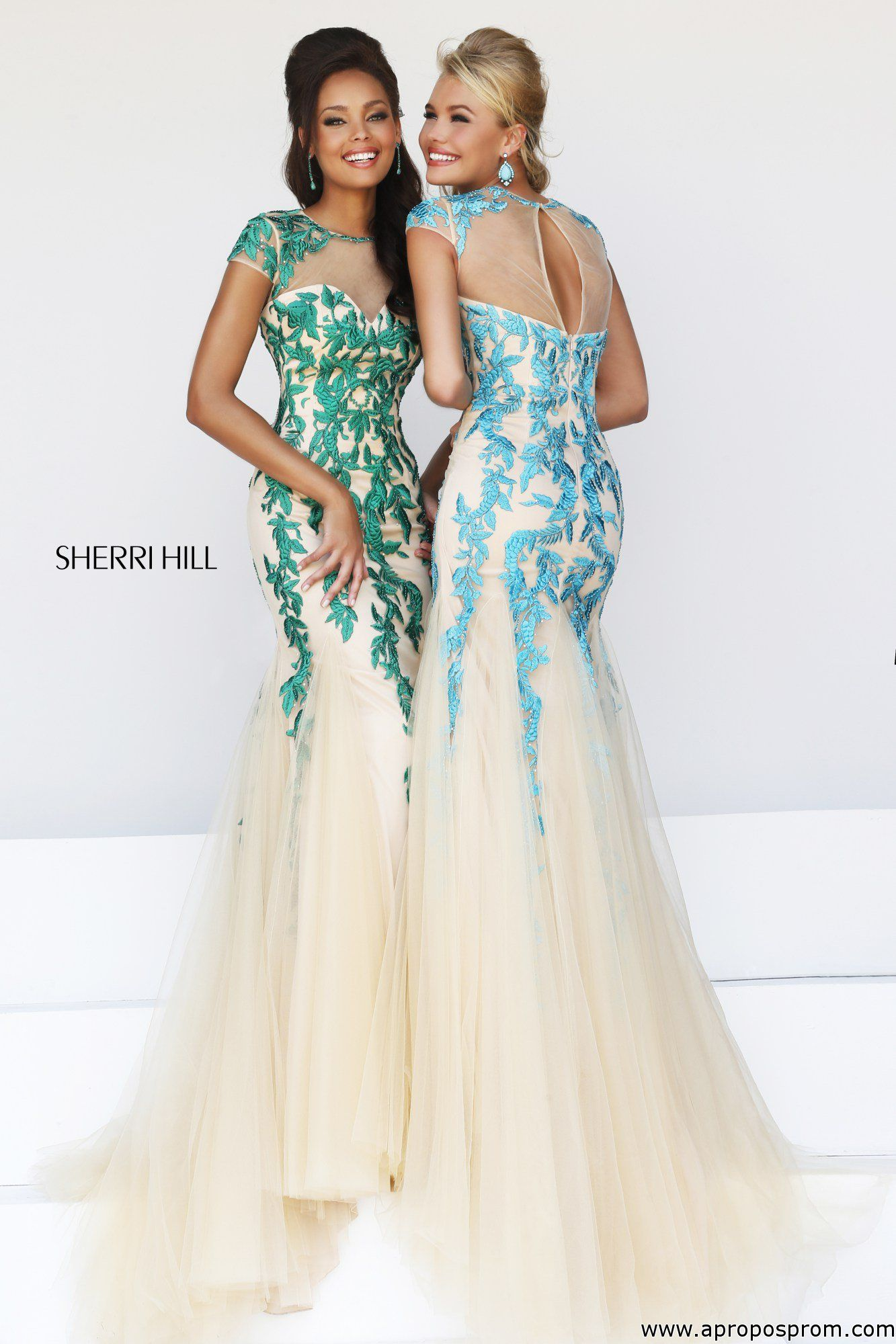 Sherri Hill at Apropos Prom and Bridal 518-452-2524, aproposprom.com ...
