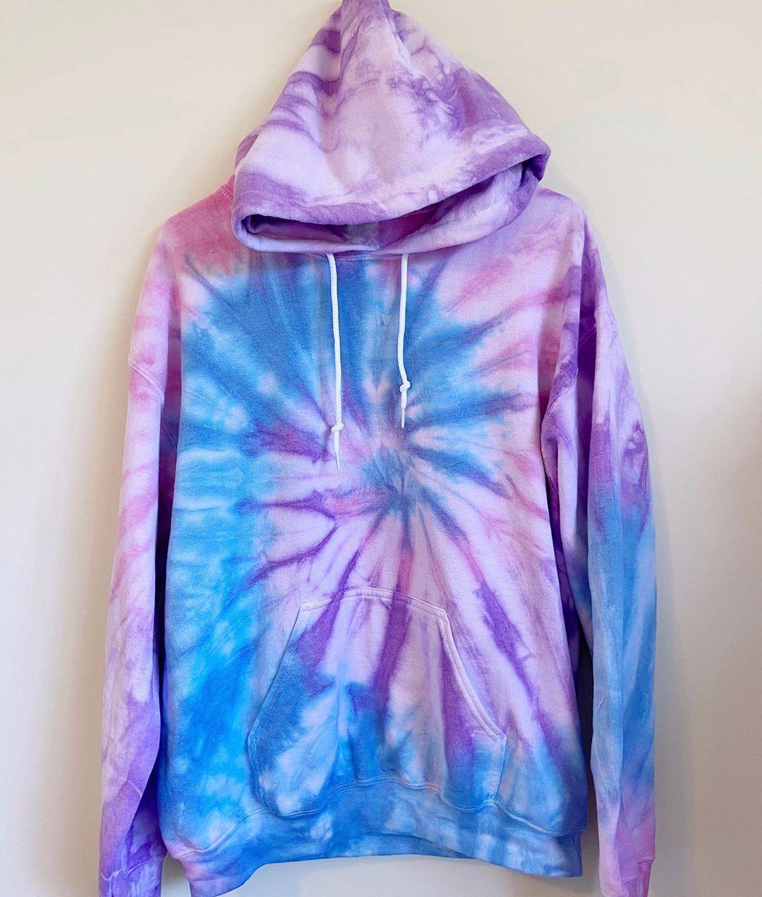 Tie Dye Hoodie Sweatshirt Tie Dye Hoodie Tie Dye Clothes [ 1271 x 1080 Pixel ]