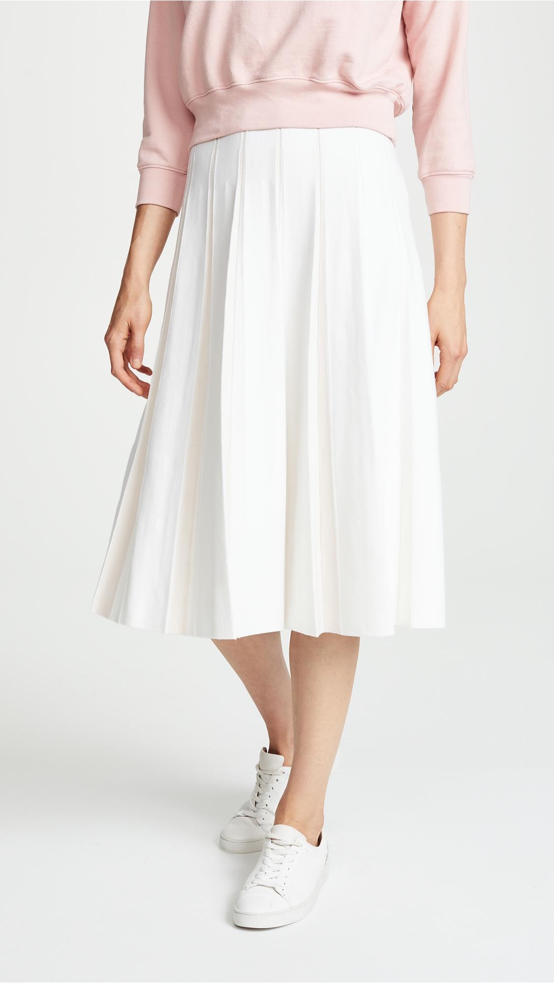 0f9f862d2b Pleated Midi Skirt | Products | Midi Skirt, Skirts, Pleated midi skirt