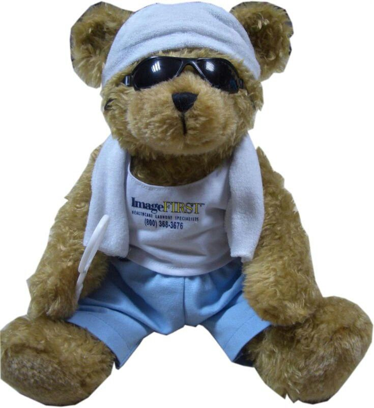 Workout Willie Bear Teddy Bear Funny Teddy Bear Teddy Bears
