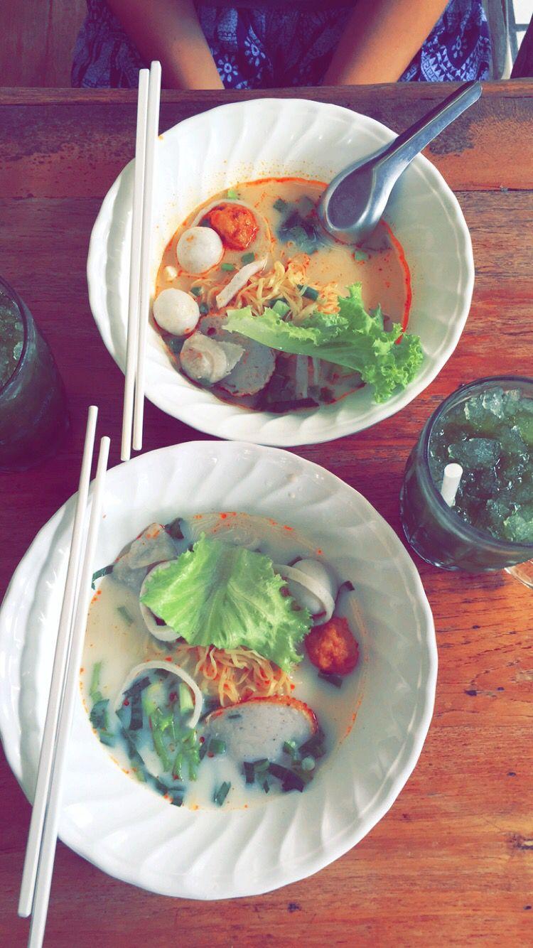 #thaifood #noodles #yum