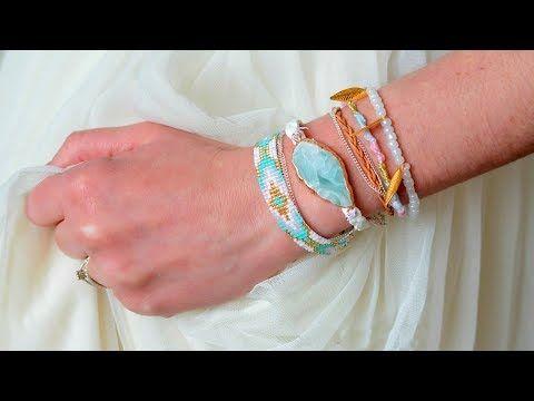 هل تريدين ان تمتلكي انت و صديقاتك شيئا مشتركا يجمعكن مثل اساور طبعا تريدين و من لا يريد انا ساقدم لك فكرة بسيطة و سهلة لصنع Gold Bracelet Gold Bracelets