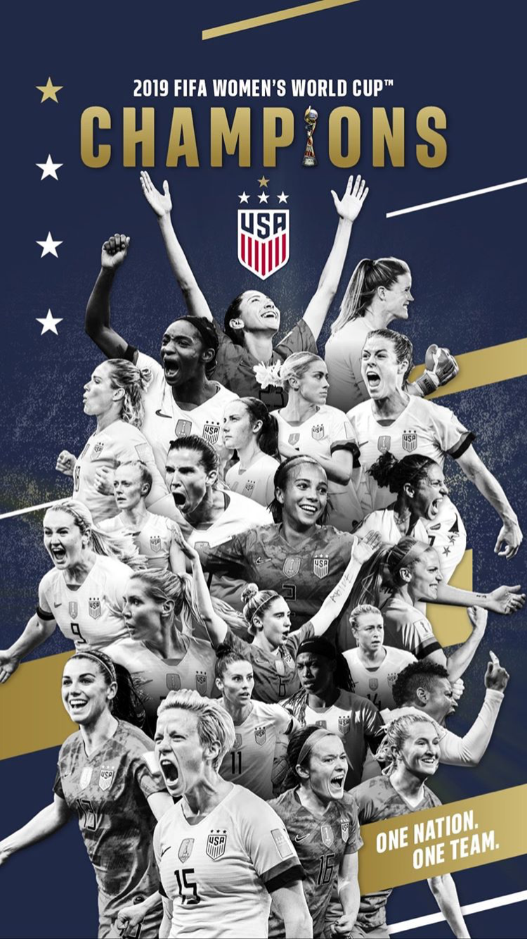 Pin By Faith Ross On Us Women S Soccer Team Us Women S National Soccer Team Usa Soccer Women Usa Soccer Team