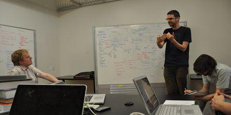 Daniel Shiffman #processing #ITP www shiffman net   Physical Digital