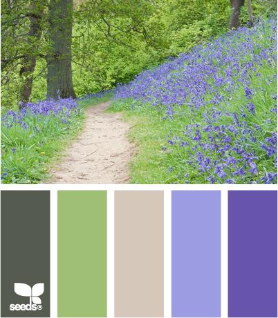 Iris tones.