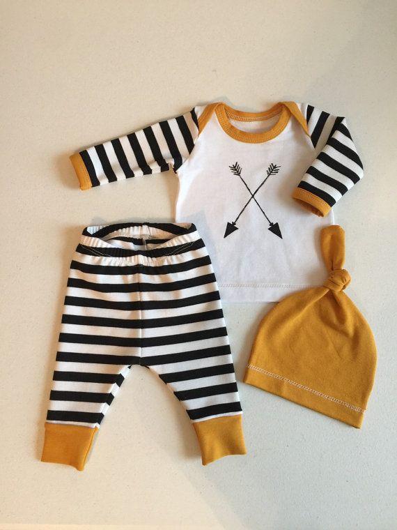 86695eb3f Ropa recién nacido bebé niño Coming Home niños ropa