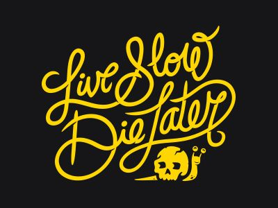 Die Later. by Corey Reifinger
